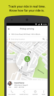 App Ola cabs - Book taxi in India APK for Windows Phone