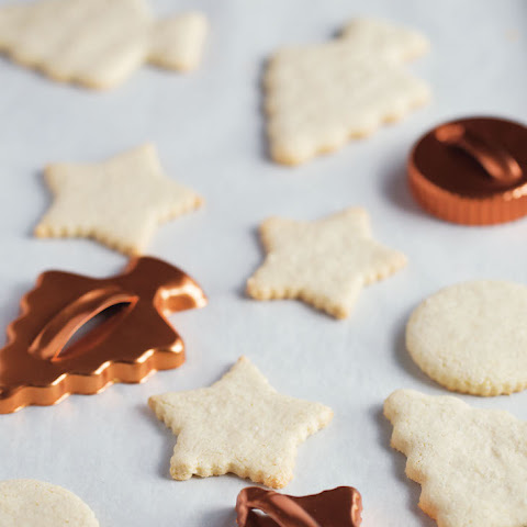 Paleo Cut Out Sugar Cookies