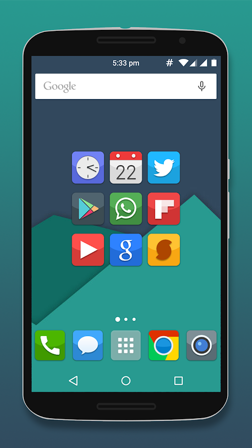 Horizon Icon Pack Screenshot 0