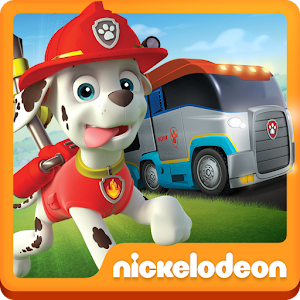 Cover art PAW Patrol Pups to the Rescue