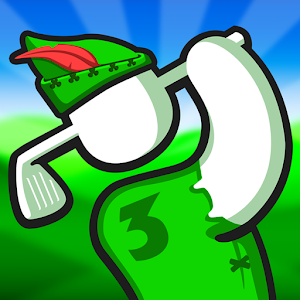 Super Stickman Golf 3 app for android