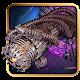Iron space worm