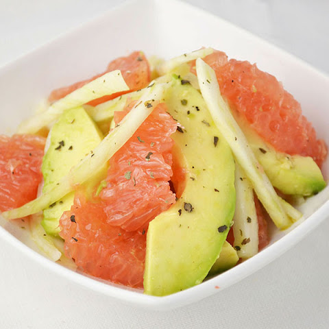 Grapefruit Avocado And Fennel Salad Recipes | Yummly