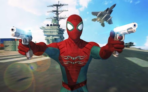 Spider Navy Stealth Mission for pc