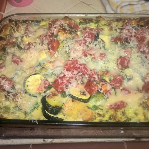 Zucchini+breakfast+strata Recipes | Yummly