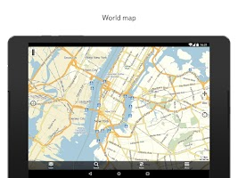 Screenshot of Yandex.Maps