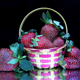 Strawberry  by Asif Bora - Instagram & Mobile Other (  )