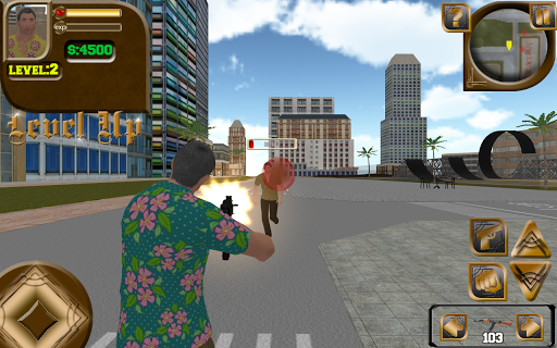 Vegas Crime Simulator - screenshot