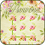 Download Android App Flower CM Security Theme for Samsung