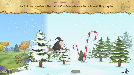 The Witch and the Christmas... - screenshot