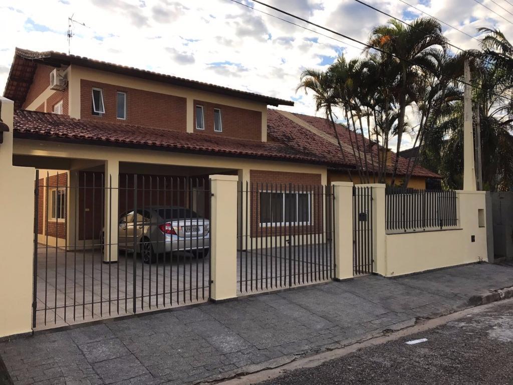 Sobrado residencial à venda, Jardim das Colinas, São José do