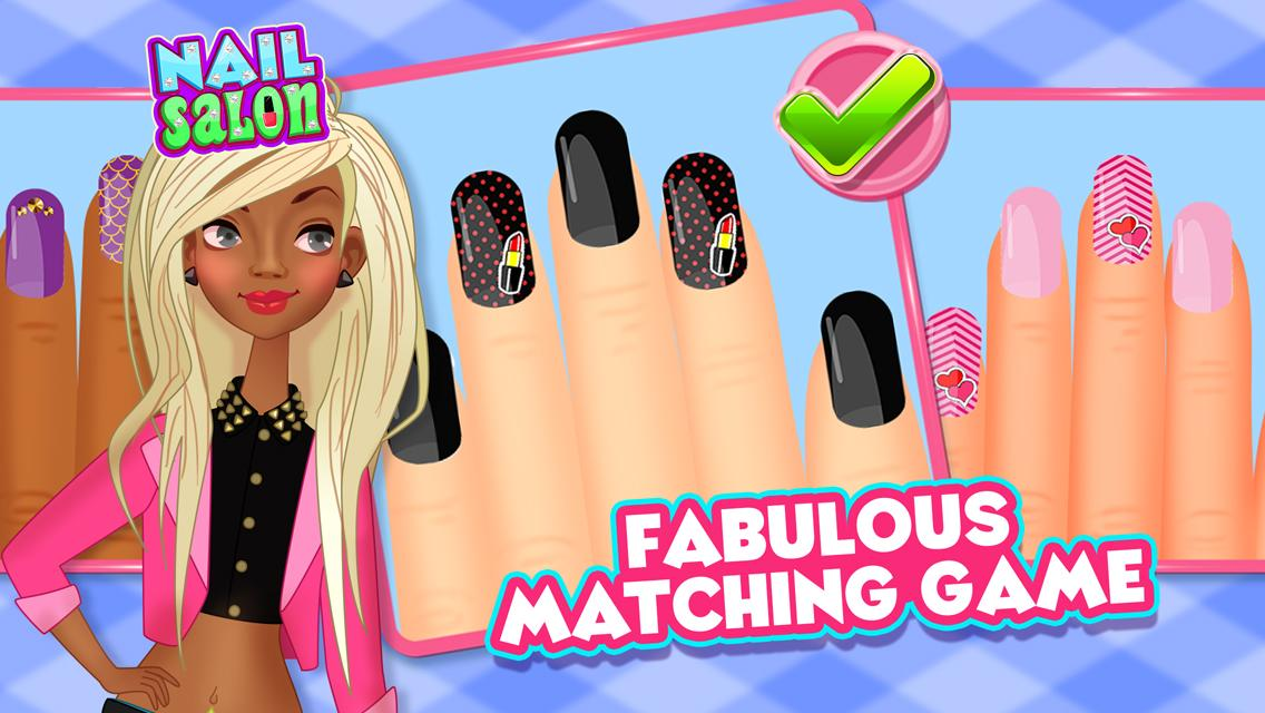 Nagel-Salon - Nagellack, Matching & Repair android spiele download