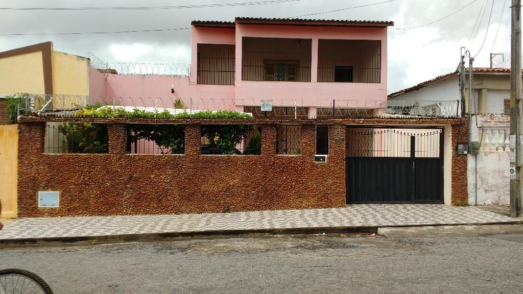 Casa residencial à venda, Amadeu Furtado, Fortaleza.