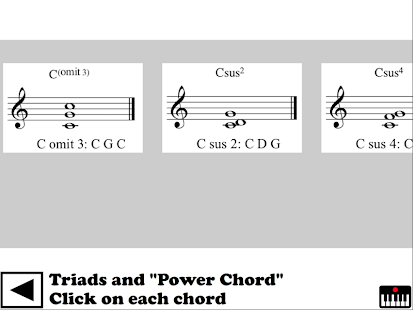 Chords and more chords PRO- screenshot thumbnail