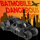 Game Batmobile Dangerous Drift APK for Kindle