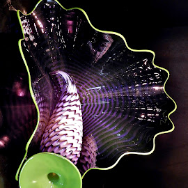 Game Of Shells by Gary Ambessi - Artistic Objects Glass