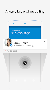 Caller ID & Block by CallApp APK for iPhone
