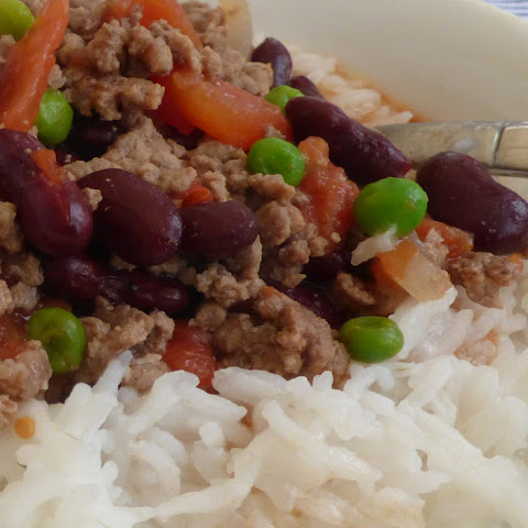 Simple Chilli Con Carne