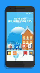 Seasons Icon Pack- screenshot thumbnail
