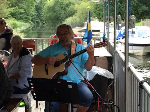 Cege Grönlund Svensson (Trubadix) - trubadur