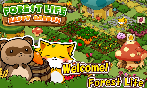 Forest Life: Happy Garden