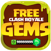 Download Gems for Clash Royale Prank APK to PC