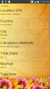Azan Time Prayer Time Qibla APK for Bluestacks