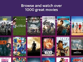 Screenshot of Sky Movies: Stream 1000 movies
