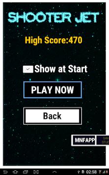 Shooter Jet apk screenshot