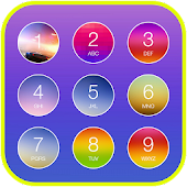 Free OS10 Keypad Lock Screen APK for Windows 8