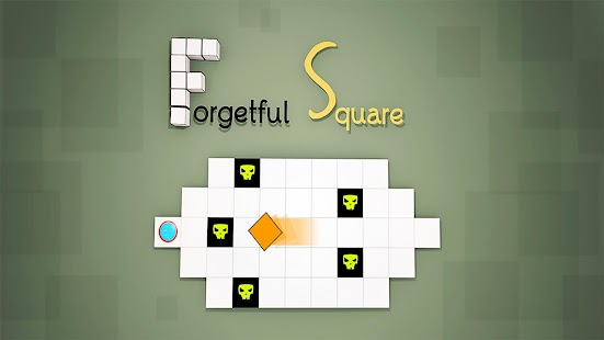 Forgetful Square - screenshot