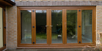 Bi Folding Door Installation in Illford