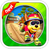Game Super Subway Puppy Patrol 2 APK for Kindle