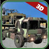 Army Cargo Trucks Parking 3D APK for Bluestacks