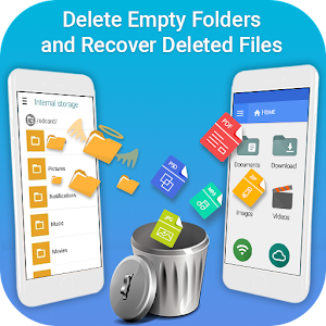 Recover Deleted All Files and Delete Empty Folders