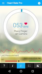 Heart Rate Monitor Pro v1.1 Apk