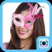 App Face Mask Camera-Funny live sticker maker studios apk for kindle fire