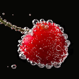 Cherry by Muhannad Salem - Food & Drink Fruits & Vegetables