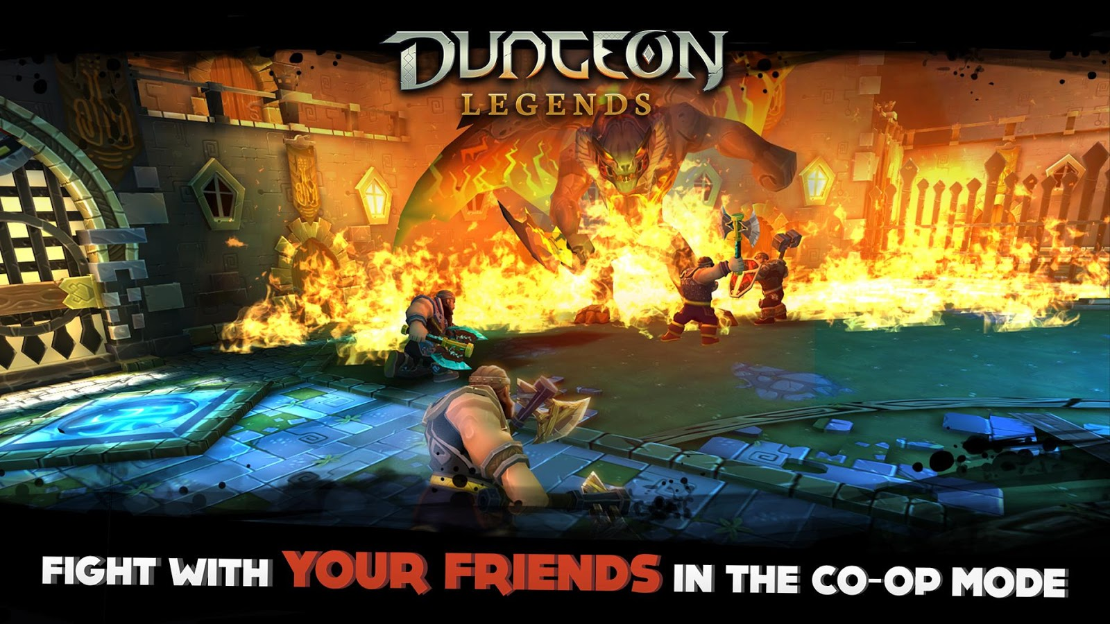 Dungeon Legends: Skeleton King Screenshot 16