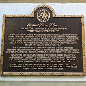 Bryant Park Place A COOPERATIVE CORPORATIONORIGINALLY KNOWN AS