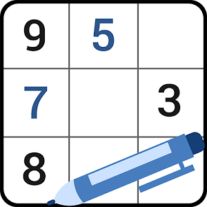 Sudoku Number 1 Logic Games, Easy & Hard Puzzles Icon