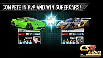 Screenshot of CSR Racing