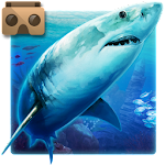 VR Abyss: Sharks & Sea Worlds for Google Cardboard Icon