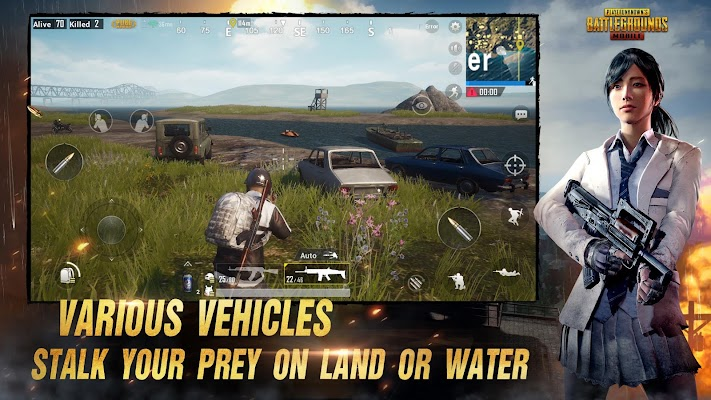PUBG Mobile- screenshot
