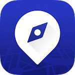 Offline Maps location android app download Icon