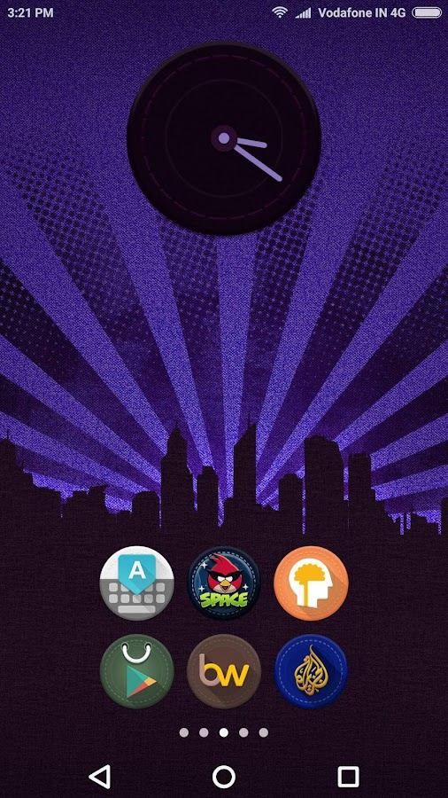 Elixir Icon Pack Screenshot 4