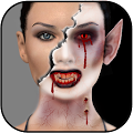 App Vampire Face Paint Pic Editor APK for Kindle