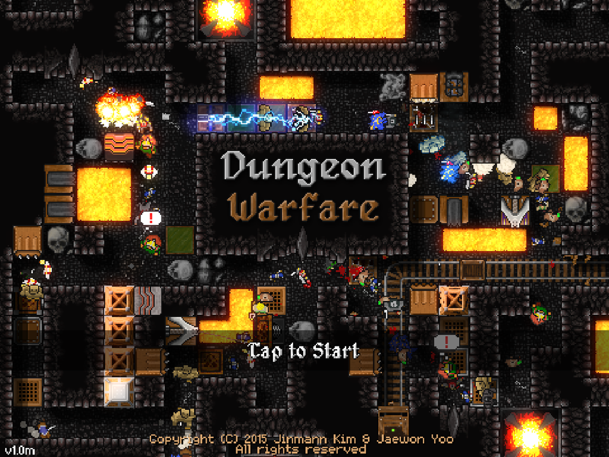 Dungeon Warfare Screenshot 8