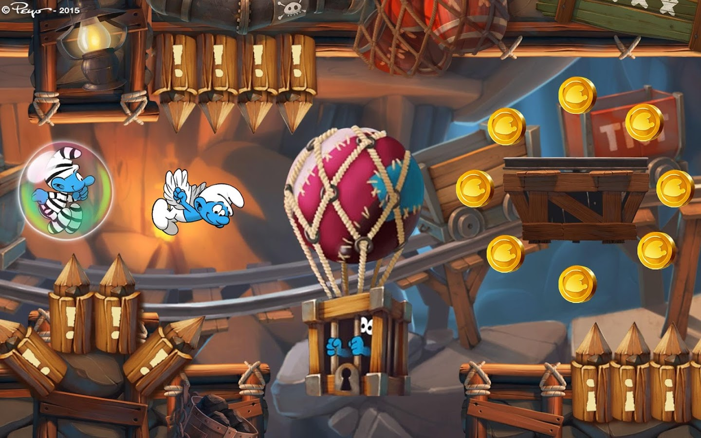 Smurfs Epic Run Screenshot 17