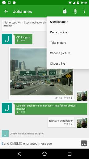 Voice Recorder Plugin - screenshot